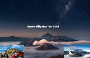 Bromo Milky Way Photography Tour Package 3D2N