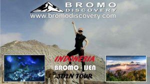Mount Bromo Ijen Tour