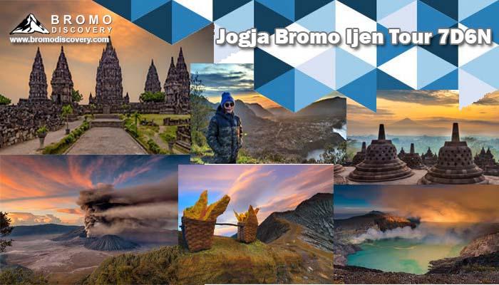 Yogya Bromo Ijen Tour