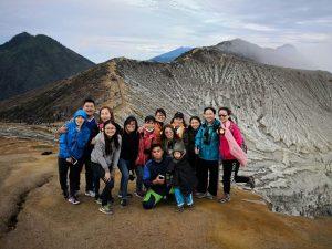 Mount Bromo Ijen Crater Tour