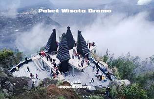 Pakej Percutian Gunung Bromo