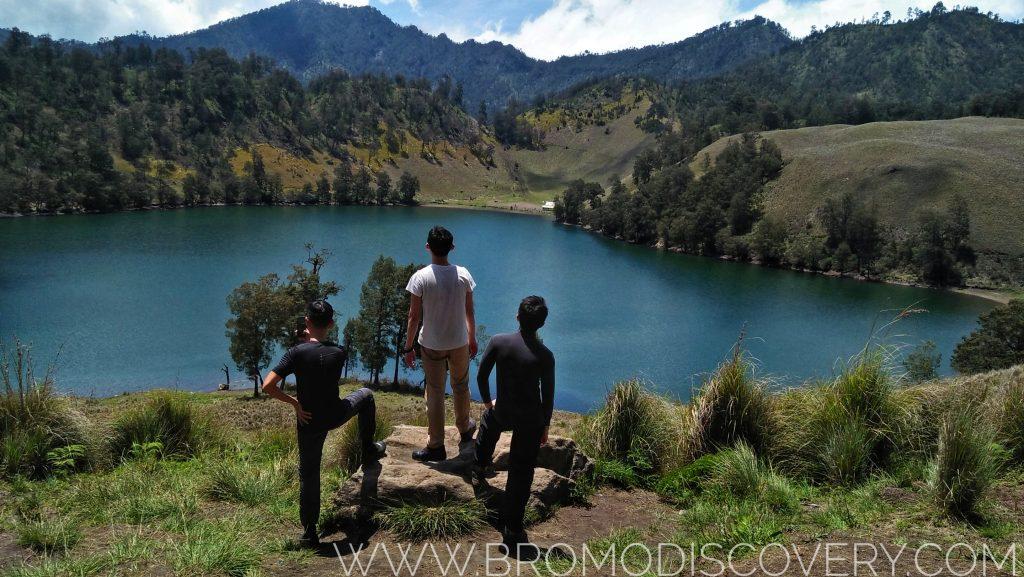 Mount Semeru Bromo Trekking Tour