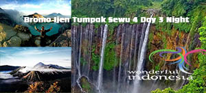 Mount Bromo Ijen Tumpak Sewu Tour
