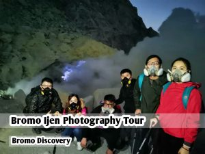 Mount Bromo Ijen Photography