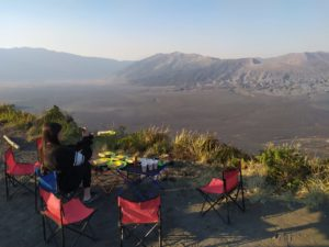 Bromo Ijen Camping Tour Package