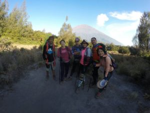 Mount Semeru Track