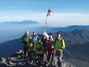 Mount Semeru Summit