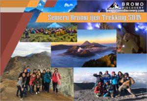 Mt Semeru Bromo Ijen Trekking Tour